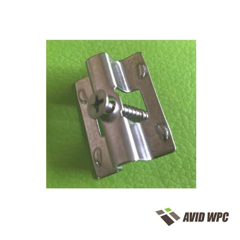 Clip De Terrasse Ss Ss Clip 002 Fabricant Usine